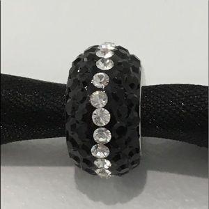 CHAMILIA .925 Sterling Silver Bead Charm